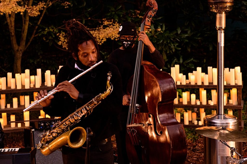 Motown candlelight concert